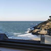 Apartment Appartement vue mer et face à la plage