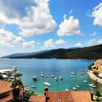 Apartment Angie with sea view in Rabac