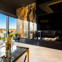 35th+ Floor Luxury Apartments in Sky Tower