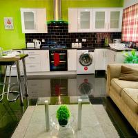 London Luxury 2Bed, Reception, Garden, Apartment
