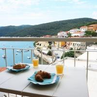 Apartment Layla with sea view in heart of Rabac