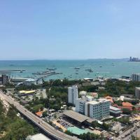 100 Great Pattaya Bay Seaview 30th Floor 1br1bth