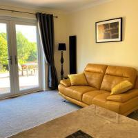 Luxury Suntrap in Private Complex St Leonards