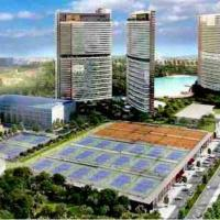 KozaPark Burgaz, Akbati shopping malls and tennis academy