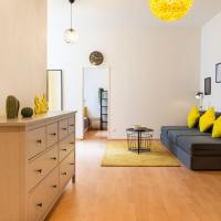 Amazing Apartment 1BR for 7 @Mauerpark PBerg