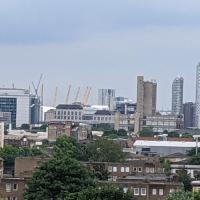 London duplex penthouse 2bedroom