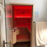 Arosa Vista mit integrierter Sauna