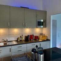 Frisch renoviertes, modernes Apartment in Aachen