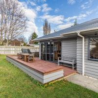 Central Spa MTB and Ski - Ohakune Holiday Home