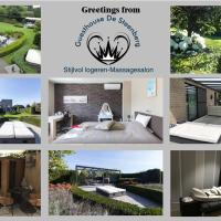 Guesthouse De Steenberg met 3 comfort kamers