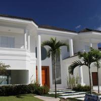 casa Jardim Acapulco - Guaruja- 6 suites nova