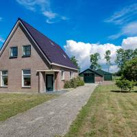 Classy Holiday Home in Langezwaag with Terrace