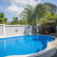 Villa Utopia piscine vue montagne