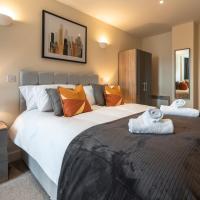 Stylish 2 Bedroom Apartment in Ocean Village