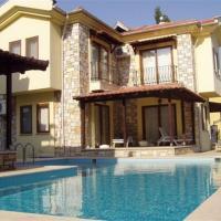Elif's Villa Garden