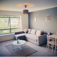 Zebra Serviced Apartments@Coombe Way with FREE WiFi, Neflix and Parking