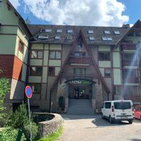 Apartmány Hrabovo č. 107-108