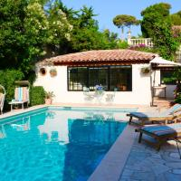 CAP ANTIBES Maisonette avec Piscine privative