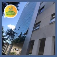 Nobile Hotel Belo Horizonte - Antes San Diego Mid Aeroporto, hotel near Belo Horizonte/Pampulha – Carlos Drummond de Andrade Airport - PLU, Belo Horizonte