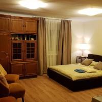 Park side apartment