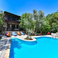 Villa Umutsu Doğa Manzaralı Korunaklı Balayı Villası