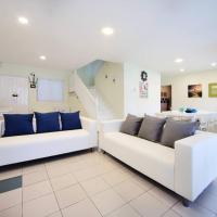 Grace Ville 4-BedRoom 3-BathRoom 2 Living Room 1 Full Kitchen