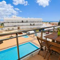 Albufeira 2 bed apartment with Pool and Ocean views