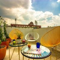 Tropical · Tropical Rooftop in Lleras Poblado
