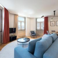 LovelyStay - Central Riverside Flat with Great Views
