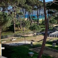 T2 neuf bord de plage - terrasse - CALVI