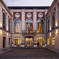 Van Der Valk Sélys Liège Hotel & Spa, hotel in Liège