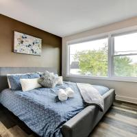 Modern 1BR with King Bed - Near Downtown Ottawa!