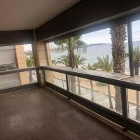 PRECIOSO, Apartamento en primera línea de mar