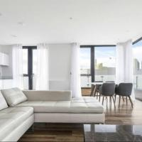 Amazing 3 Bedroom luxury apartments next to the city-New build, fully furnished