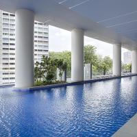 Central Singapore Cozy Room In Condo
