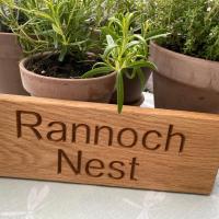 """The Kinloch """"Rannoch Nest"""""""