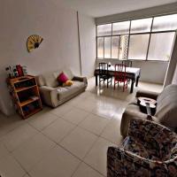 Amplo Apartamento 2/4 na Graça