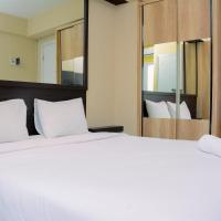 Stylish and Convenient Studio Green Pramuka Apartment By Travelio