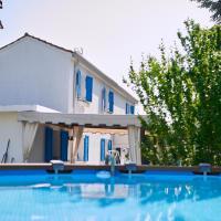 Cà del Mar rustico a Jesolo con giardino e piscina privati ad uso esclusivo