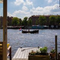 Charming Centrally Houseboat