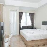 Best Location Studio Room @ Menteng Park Apartment By Travelio