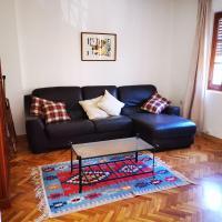 Apartamento bonito y bien ubicado en el Soho de Málaga.