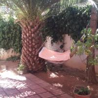 Apartment with large garden near the beach in Adatepe