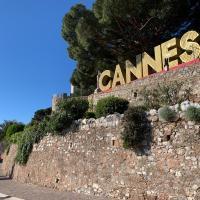 Le Suquet Cannes Old Town