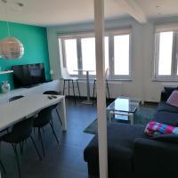 Appartement zeedijk Oostende