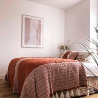 Joffre, superbe appartement à deux pas de la plage d'Arromanches
