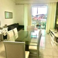 Apartamento, amplia Cobertura 200 mts da praia Bombinhas Centro