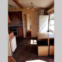 Holiday caravan in quiet location, Benderloch nr Oban