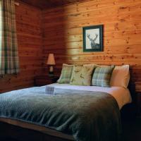 Cosy & compact Rowan Lodge no4