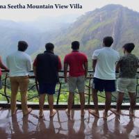 Ella Ravana Seetha Mountain View Villa, hotel in Ella
